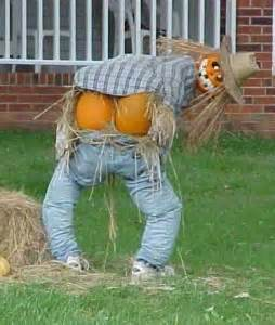 Most Inappropriate Pumpkin Carvings by Project 2 Recycled Scarecrow Research Kirsten S Art Website