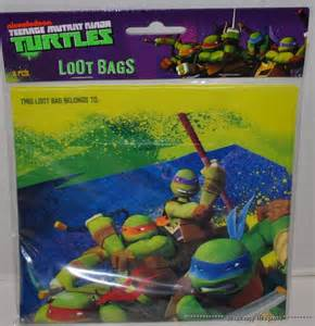 new teenage mutant ninja turtles birthday party supplies