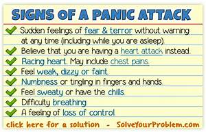 What Are The Signs Of A Panic Attack?