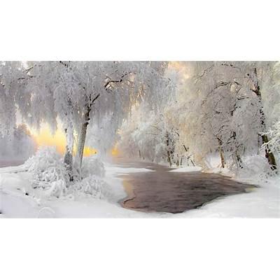 Winter scenery near Kuhmo Finland (© Ville Heikkinen