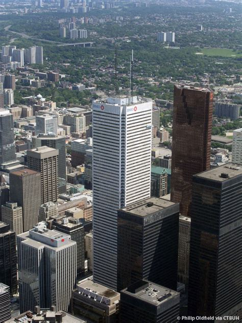 canadian place  skyscraper center