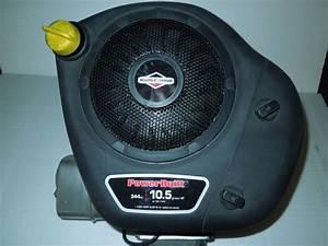 10 Ps Motor : briggs stratton 10 5 ps ohv motor mit auspuff bs1050 ~ Kayakingforconservation.com Haus und Dekorationen