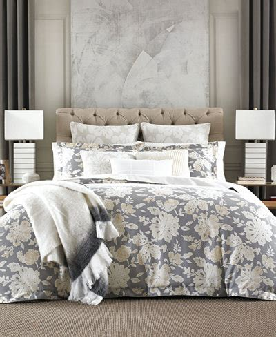 Tommy Hilfiger Broadmoor Floral Comforter Sets Bedding Collections Bed & Bath Macy's