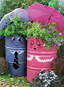 Comment Dcorer Son Jardin Avec Des Trucs Malins Archzinefr