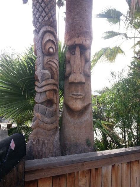Palm Tiki by 105 Best Images About Tiki Faces Totems On