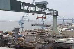 Photo Release -- Newport News Shipbuilding Installs New ...