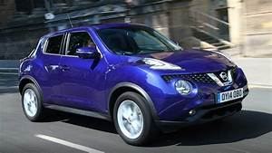 Electric Blue Nissan Juke For Sale