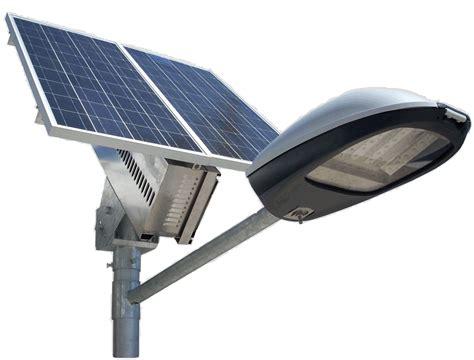 solar street l post sunpower solar street light complete unit buy online