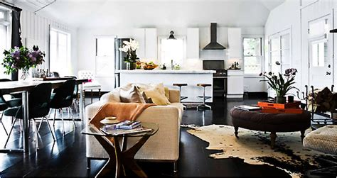 Cowhide Rugs Nyc by Turning A Fishing Cabin Into A Sophisticated Retreat The