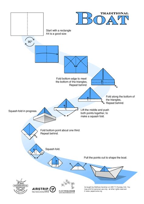 How To Make A Good Paper Boat by Paper Boats Scout Ideas Pinterest Origami Origami