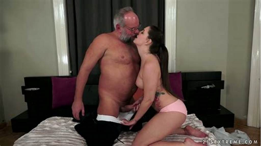 #Sassy #Brunette #Angelina #Brill #Gets #Fucked #By #An #Old #Fart
