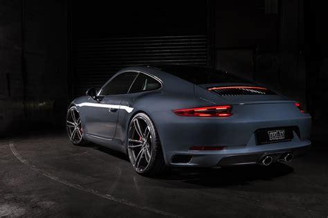 Updated Porsche 911 Gets Subtle Tuning By Techart