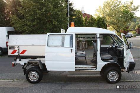piaggio porter kipper 2002 piaggio porter s85 1 3 orig pfau truck 1 kipper 4x4 car photo and specs