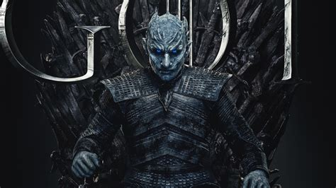 night king  game  thrones final season
