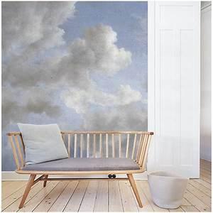 Au Fil Des Couleurs Papier Peint : monsoon clouds papier peint au fil des couleurs ~ Melissatoandfro.com Idées de Décoration