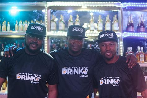 First Ever International Drinks Festival Comes To Lagos