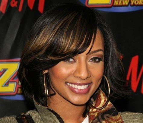 african american women with shoulder length bobs