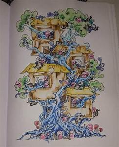 49 Besten Exotischer Urwald Malbuch Coloring Book Bilder