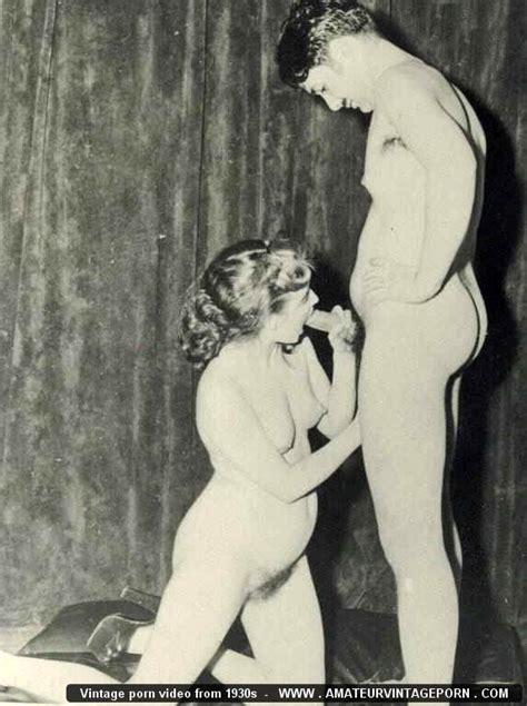Retro Vintage Porn Early Century 1930s 001 In Gallery