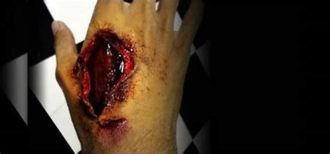 How To Make Gashes, Tears, And Scrapes Using Liquid Latex « Makeup Wonderhowto