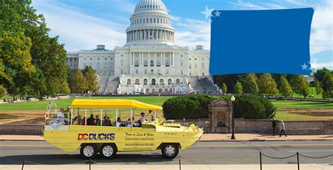 Duck Boat Tours Dc by Washington Dc Tours With The Dc Duck Tours