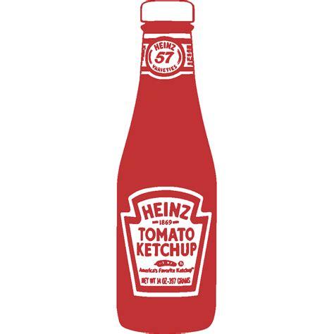 stickers porte de cuisine stickers nouveautes bouteille de ketchup stick