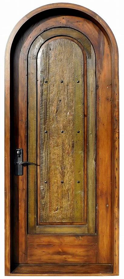 Door Arched Exterior Doors Mexican Antique Salvage