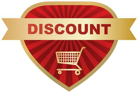 Discount Sticker PNG Clipart Picture   Gallery ...