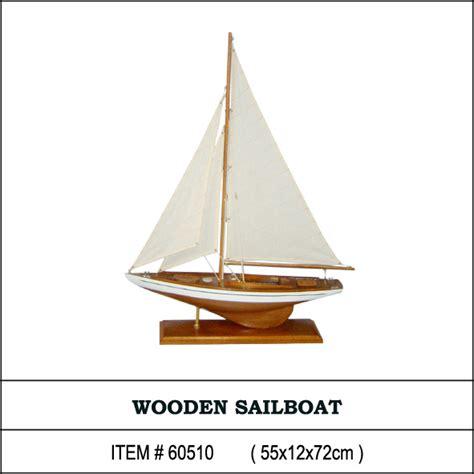 Model Boats Sailing by Wooden Sailing Boat Model 60510 China Manufacturer