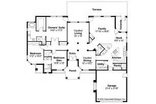 style house floor plans style house plans richmond 11 048 associated designs
