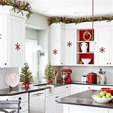 noel cuisine décorer sa cuisine pour noel voici 20 idées inspirez vous