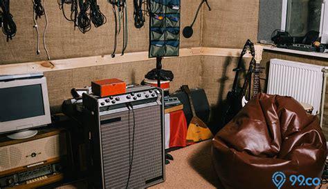 «desain studio musik profesional, jakarta. Wujudkan Studio Musik Impian di Rumah Lewat Tips DIY Ini!