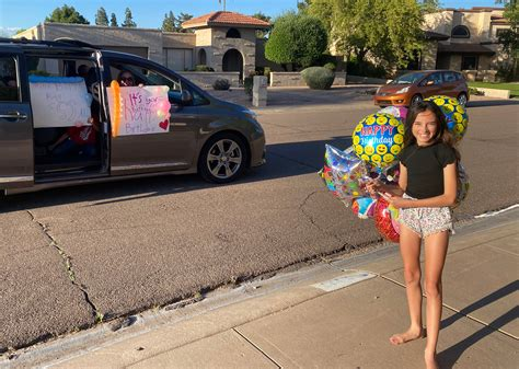So there's certainly a lot of people out there who are looking at retirement really in the next year or so, saying, well what do i do with my money that's in the market. Celebrating during coronavirus: See a drive-by birthday party - Tempe in Motion