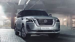 Is The 2021 Nissan Armada Hiding In This New Patrol