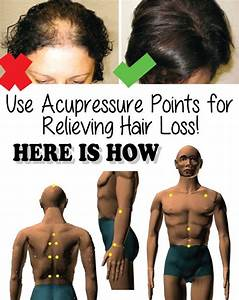 Acupressure Points For Hair Growth In Hindi