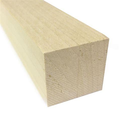 lowes poplar shop kiln dried poplar board common 2 in x 2 in x 36 in actual 1 5 in x 1 5 in x 36 in at