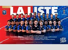 France vs Croatia Team News & Possible Starting Lineups