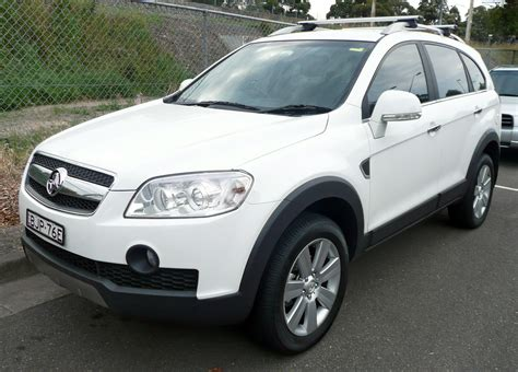 2009 Chevrolet Captiva  Pictures, Information And Specs