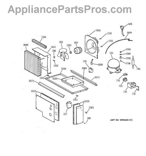 parts  ge ziswdca unit parts appliancepartsproscom