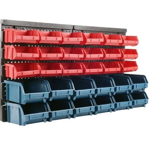 Garage Storage For Nails And Screws by Garage Storage Bins Tools Nuts Bolts Screws Nails