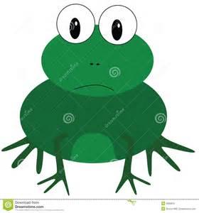 Free Cartoon Frog