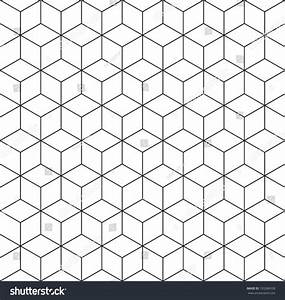 Pattern Cube Background Stock Vector 193286528 : Shutterstock