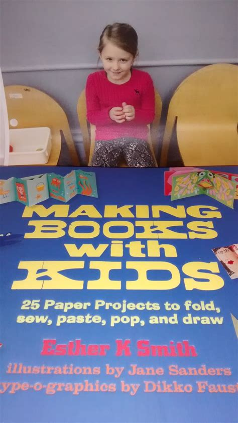 Motivated Parent  Successful Child Making Books With Kids By Esther K Smith Is Published