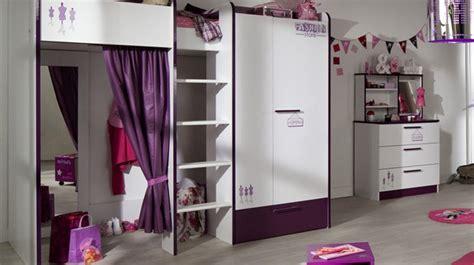 deco chambre violette rideau violet chambre fille design de maison