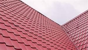 Tole Pour Toiture : toiture en aluminium et acier avantages inconv nients ~ Premium-room.com Idées de Décoration