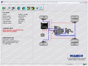 Wabco Trailer Truck Bus Diagnostic System