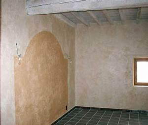 peintre en decor languedoc roussillon creation With enduit interieur a la chaux