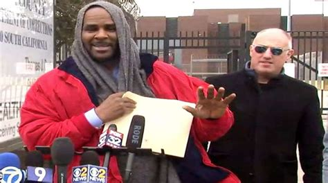 R. Kelly Has Been Released From Jail In Chicago After The