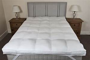 slight seconds double hotel luxury 100 cotton 10cm thick With best thick mattress topper