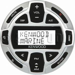 Kenwood Kmrm315bt Marine Media Receiver With Bluetooth